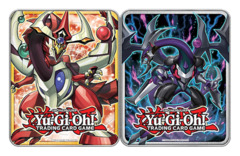 Yugioh 2015 Mega-Tin Set - Odd-Eyes Pendulum Dragon & Dark Rebellion Xyz Dragon ** Now Available!!!